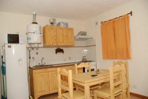 cabañas 4 y 5 cocina valeria